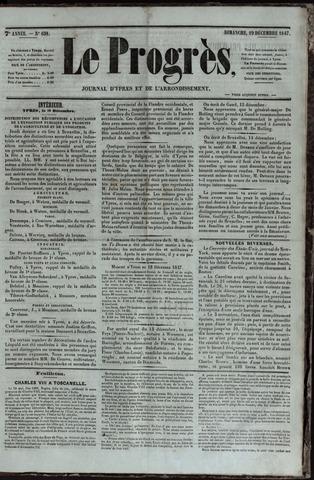 Le Progrès (1841-1914) 1847-12-19