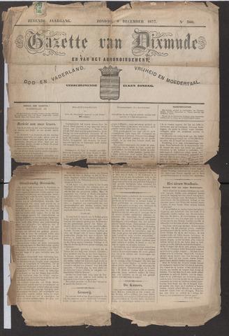 Gazette van Dixmude 1877