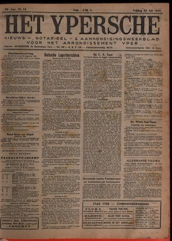 Het Ypersch nieuws (1929-1971) 1944-07-28