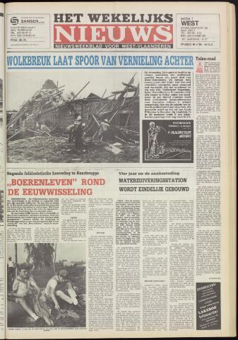 Het Wekelijks Nieuws (1946-1990) 1985-08-16