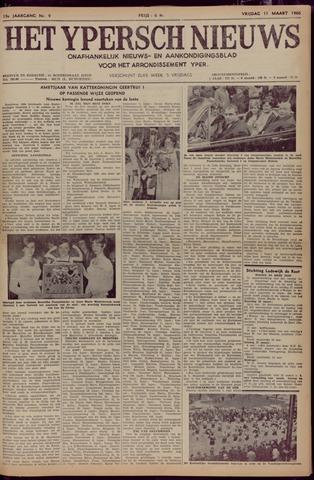 Het Ypersch nieuws (1929-1971) 1966-03-11