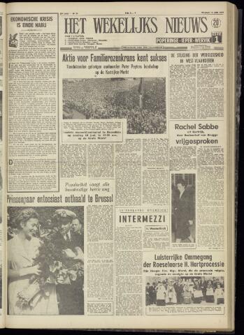 Het Wekelijks Nieuws (1946-1990) 1959-06-12