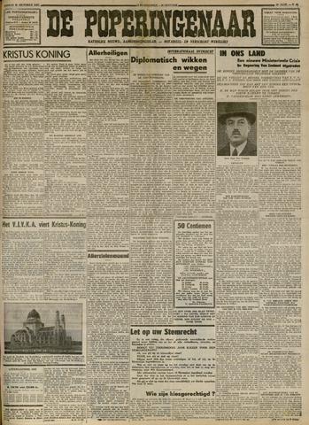 De Poperinghenaar (1904-1914,1919-1944)  1937-10-31