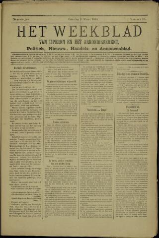 Het weekblad van Ijperen (1886 - 1906) 1894-03-03
