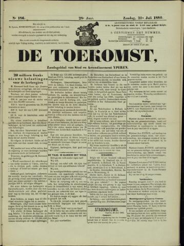 De Toekomst (1862 - 1894) 1889-07-21