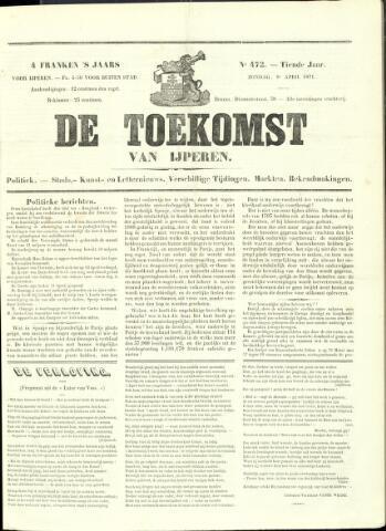 De Toekomst (1862 - 1894) 1871-04-09