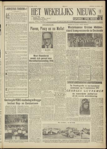 Het Wekelijks Nieuws (1946-1990) 1957-10-26