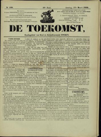 De Toekomst (1862 - 1894) 1889-03-17