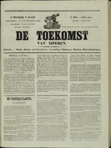 De Toekomst (1862 - 1894) 1872-04-07