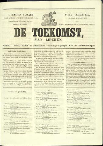 De Toekomst (1862 - 1894) 1868-03-29