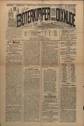 De Boterkoper 1911-10-11