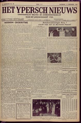 Het Ypersch nieuws (1929-1971) 1964-12-19