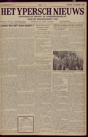 Het Ypersch nieuws (1929-1971) 1968-01-19