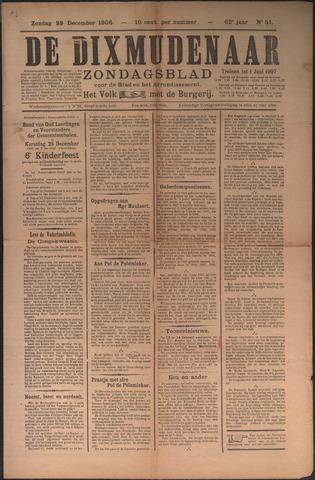 De Dixmudenaar 1906-12-23