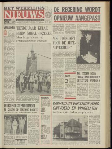 Het Wekelijks Nieuws (1946-1990) 1974-10-04