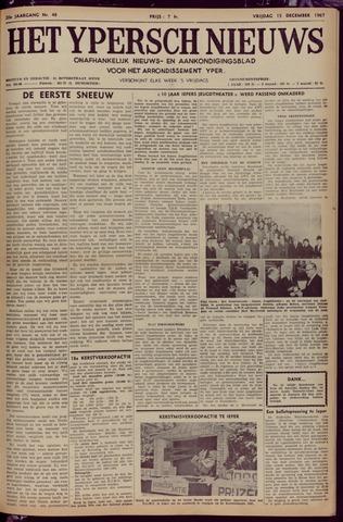 Het Ypersch nieuws (1929-1971) 1967-12-15