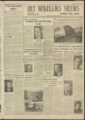 Het Wekelijks Nieuws (1946-1990) 1954-01-16