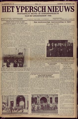 Het Ypersch nieuws (1929-1971) 1964-09-12