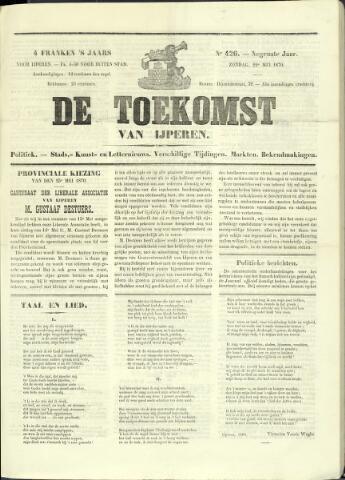 De Toekomst (1862 - 1894) 1870-05-22