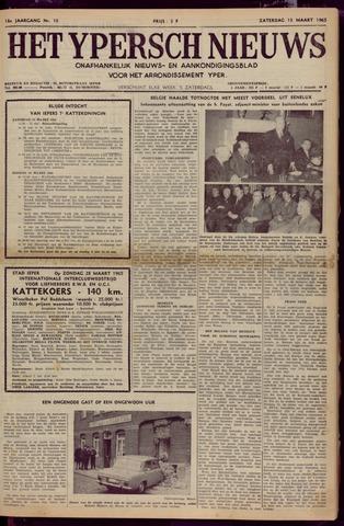 Het Ypersch nieuws (1929-1971) 1965-03-13
