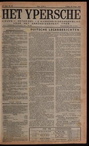 Het Ypersch nieuws (1929-1971) 1943-08-20