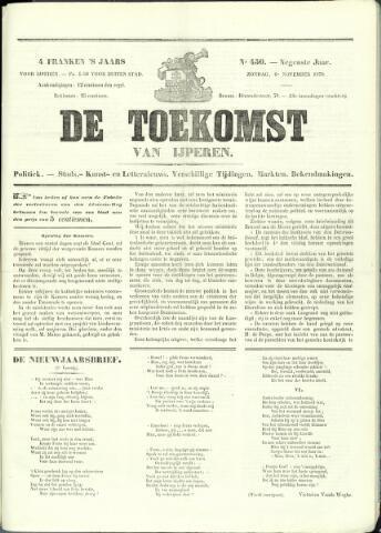 De Toekomst (1862 - 1894) 1870-11-06