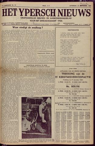 Het Ypersch nieuws (1929-1971) 1964-12-26