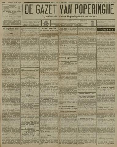 De Gazet van Poperinghe  (1921-1940) 1930-05-25