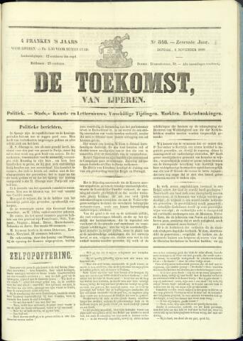 De Toekomst (1862 - 1894) 1868-11-08