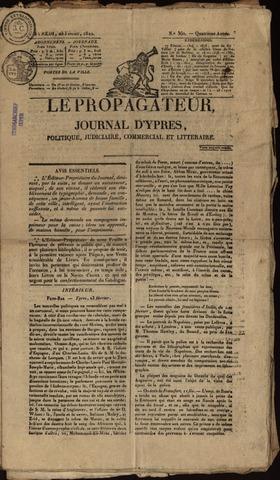 Le Propagateur (1818-1871) 1822