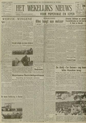 Het Wekelijks Nieuws (1946-1990) 1951-05-26