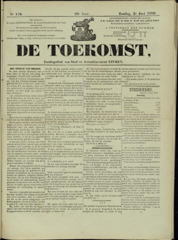 De Toekomst (1862 - 1894) 1889-06-02