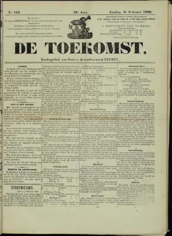 De Toekomst (1862 - 1894) 1889-02-03