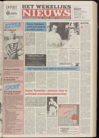 Het Wekelijks Nieuws (1946-1990) 1987-06-12