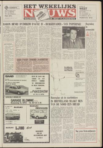 Het Wekelijks Nieuws (1946-1990) 1982-04-09