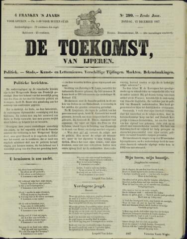 De Toekomst (1862 - 1894) 1867-12-15