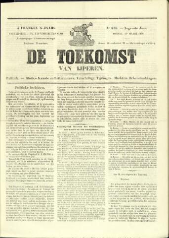 De Toekomst (1862 - 1894) 1870-03-13