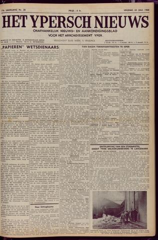 Het Ypersch nieuws (1929-1971) 1966-07-22