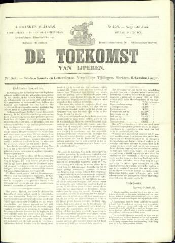De Toekomst (1862 - 1894) 1870-06-05