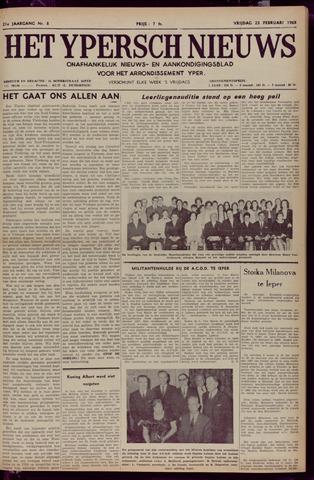 Het Ypersch nieuws (1929-1971) 1968-02-23