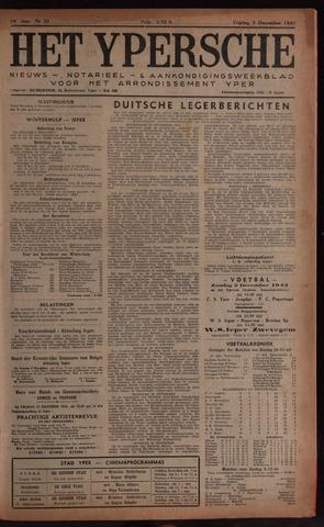 Het Ypersch nieuws (1929-1971) 1943-12-03