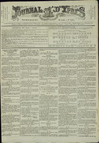 Journal d'Ypres (1874 - 1913) 1877-01-24
