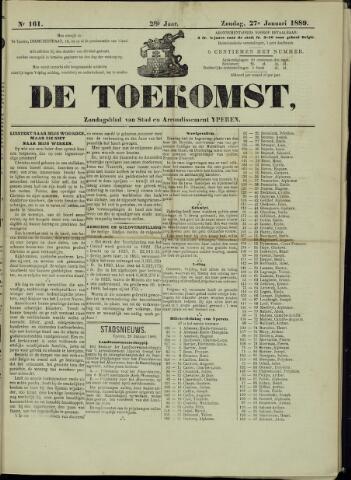 De Toekomst (1862 - 1894) 1889-01-27
