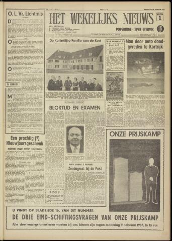 Het Wekelijks Nieuws (1946-1990) 1957-01-26