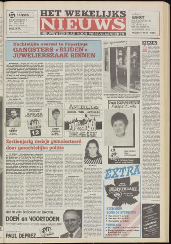 Het Wekelijks Nieuws (1946-1990) 1985-10-11