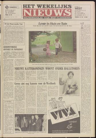 Het Wekelijks Nieuws (1946-1990) 1984-03-16