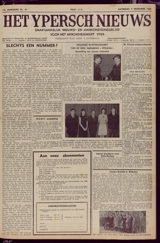 Het Ypersch nieuws (1929-1971) 1965-12-04