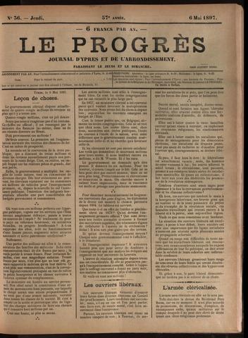 Le Progrès (1841-1914) 1897-05-06