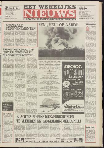 Het Wekelijks Nieuws (1946-1990) 1982-10-29