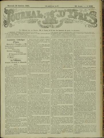 Journal d'Ypres (1874 - 1913) 1895-10-30